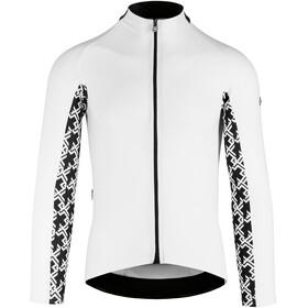 ASSOS Mille GT Maglia jersey a maniche lunghe Uomo, bianco
